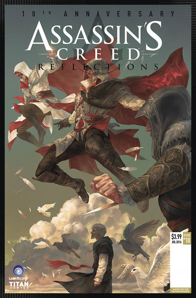 Assassins Creed Reflections #1 CVR A