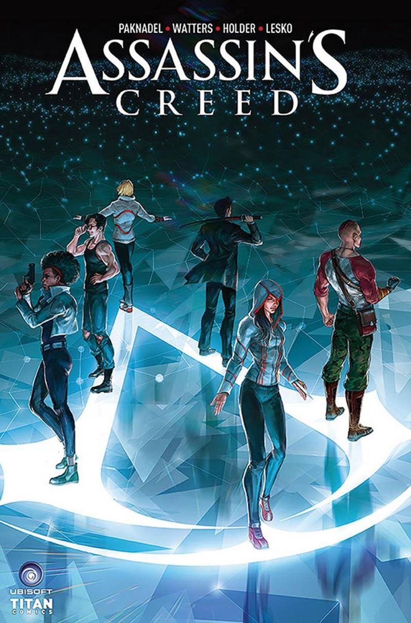 Assassins Creed Uprising #2 CVR A