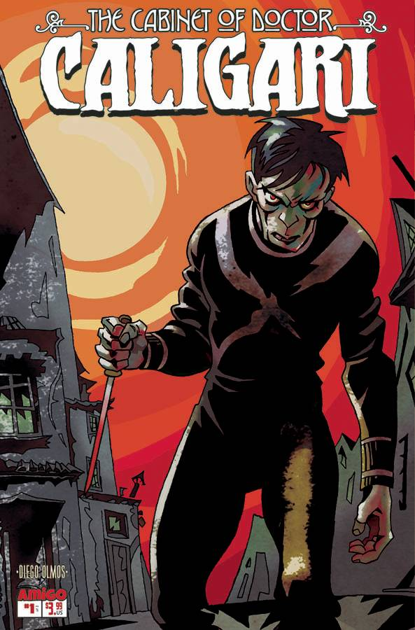 Cabinet of Doctor Caligari #1
