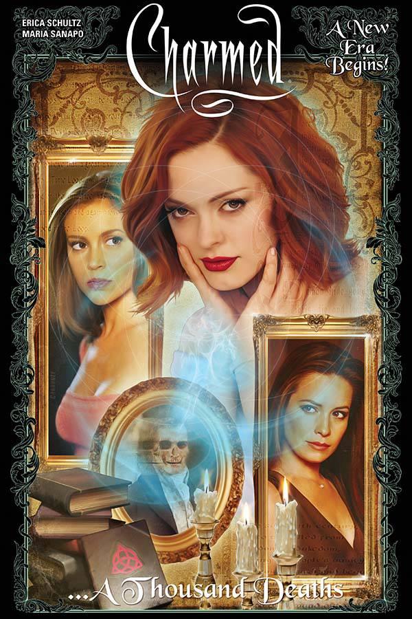 Charmed V2 #1 CVR A