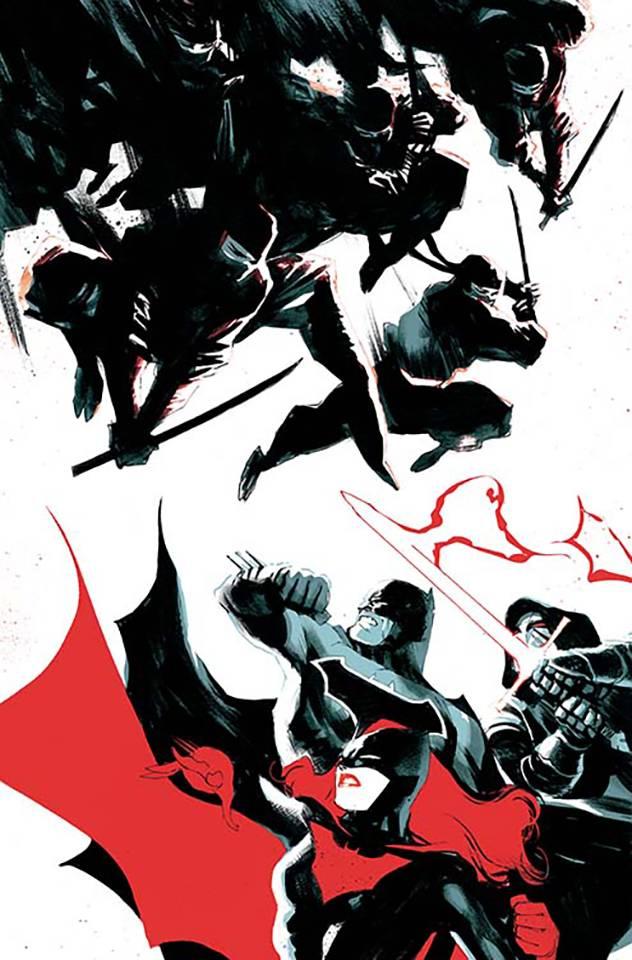 Detective Comics #952 CVR B