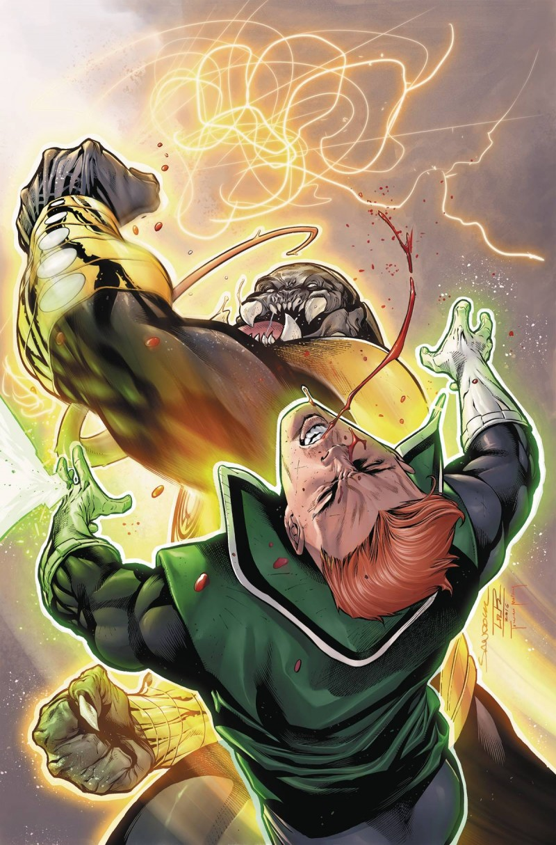 Hal Jordan and the Green Lantern Corps #16 CVR A