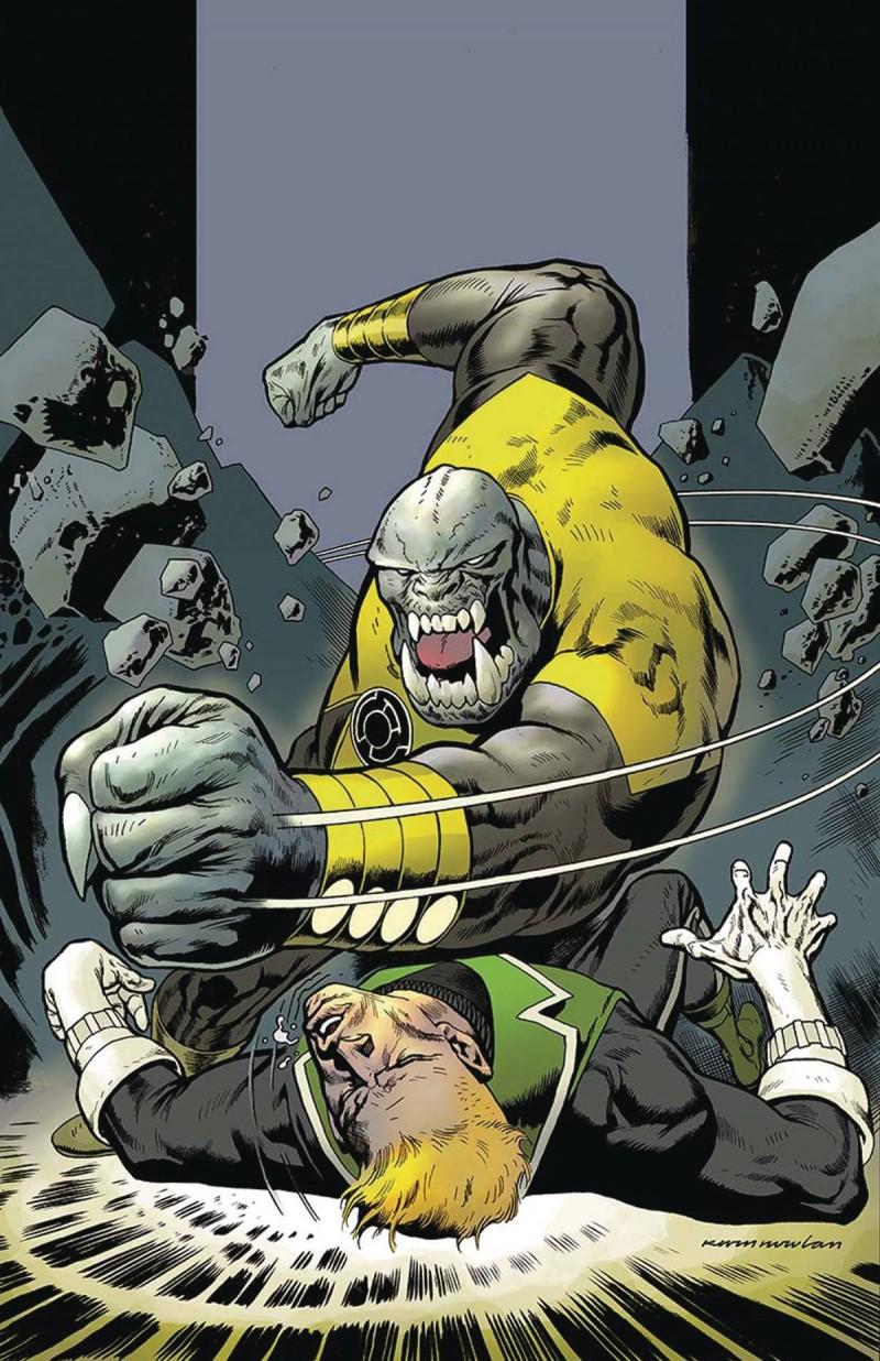 Hal Jordan and the Green Lantern Corps #16 CVR B