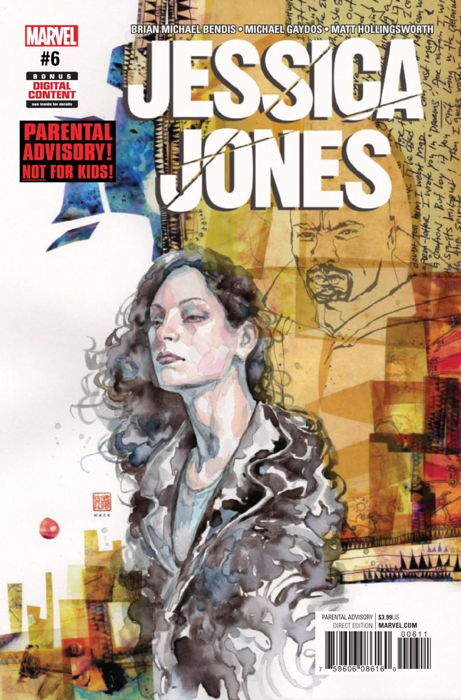 Jessica Jones V2 #6