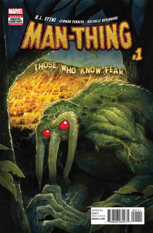 Man Thing #1
