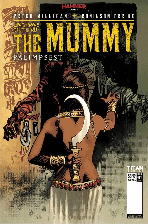 Mummy V2 #4