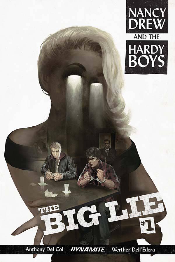 Nancy Drew Hardy Boys #1