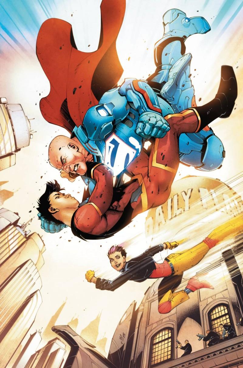 New Super Man #9 CVR A
