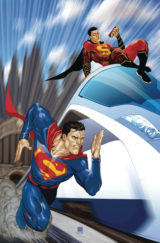 New Super Man #9 CVR B