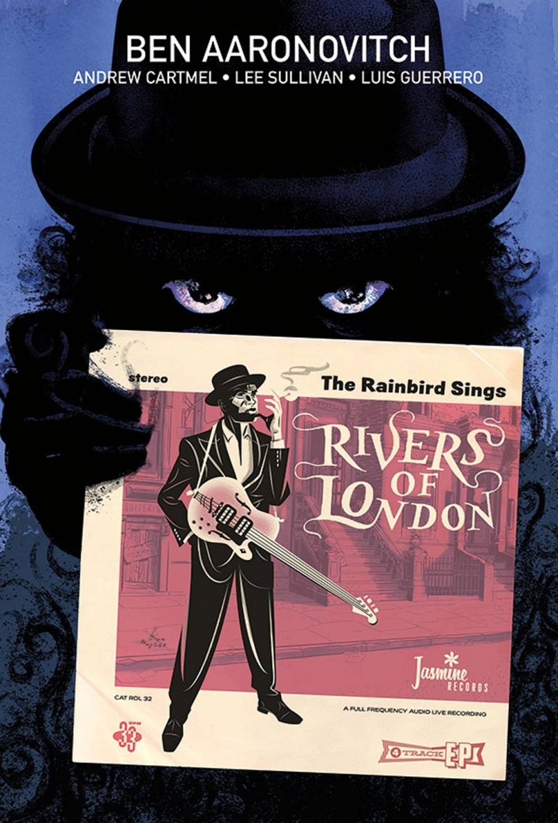 Rivers of London V3 #5 Black Mould