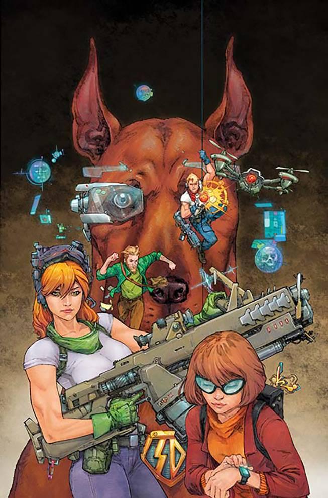 Scooby Apocalypse #11 CVR B