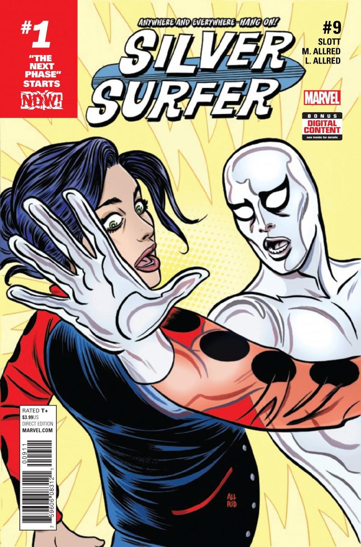 Silver Surfer V7 #9