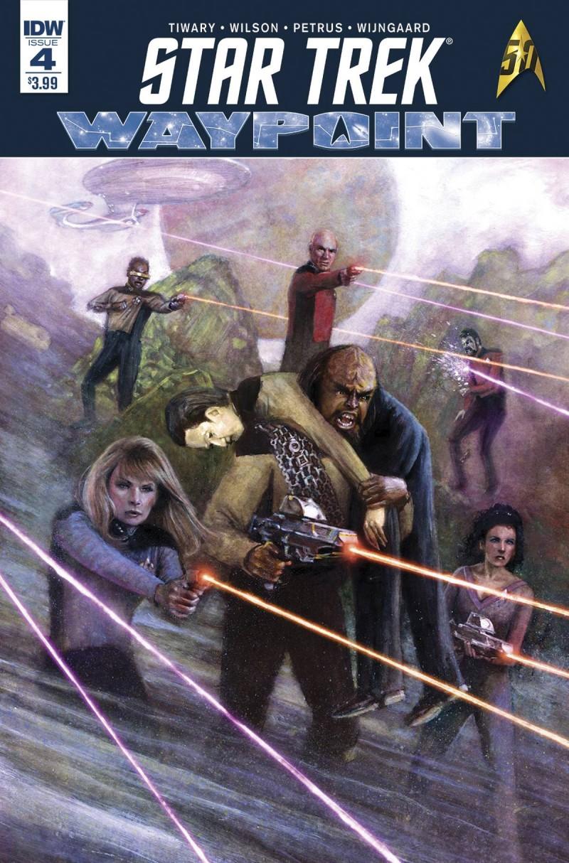 Star Trek Waypoint #4 CVR A