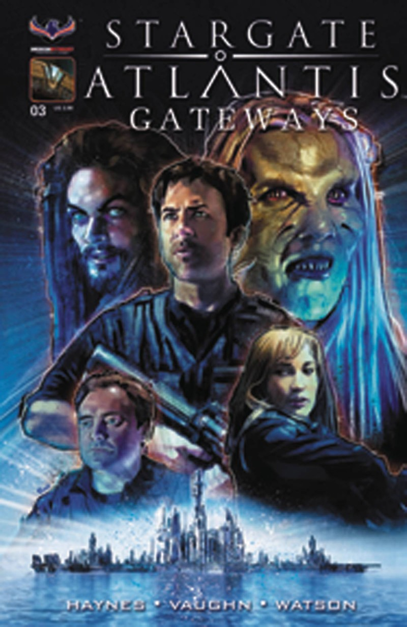 Stargate Atlantis Gateways #3