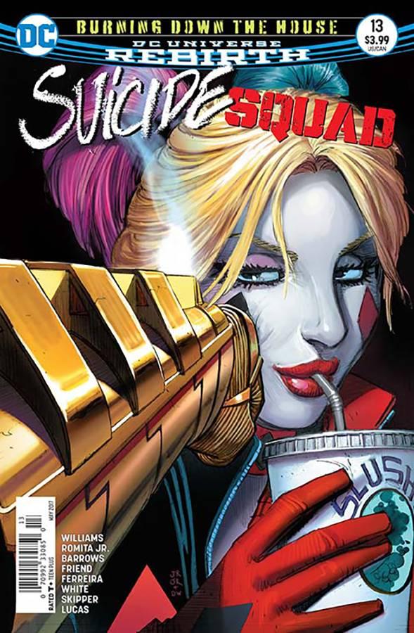Suicide Squad V6 #13 CVR A