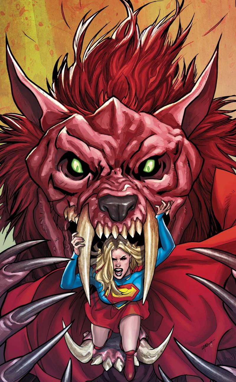 Supergirl V7 #7 CVR A