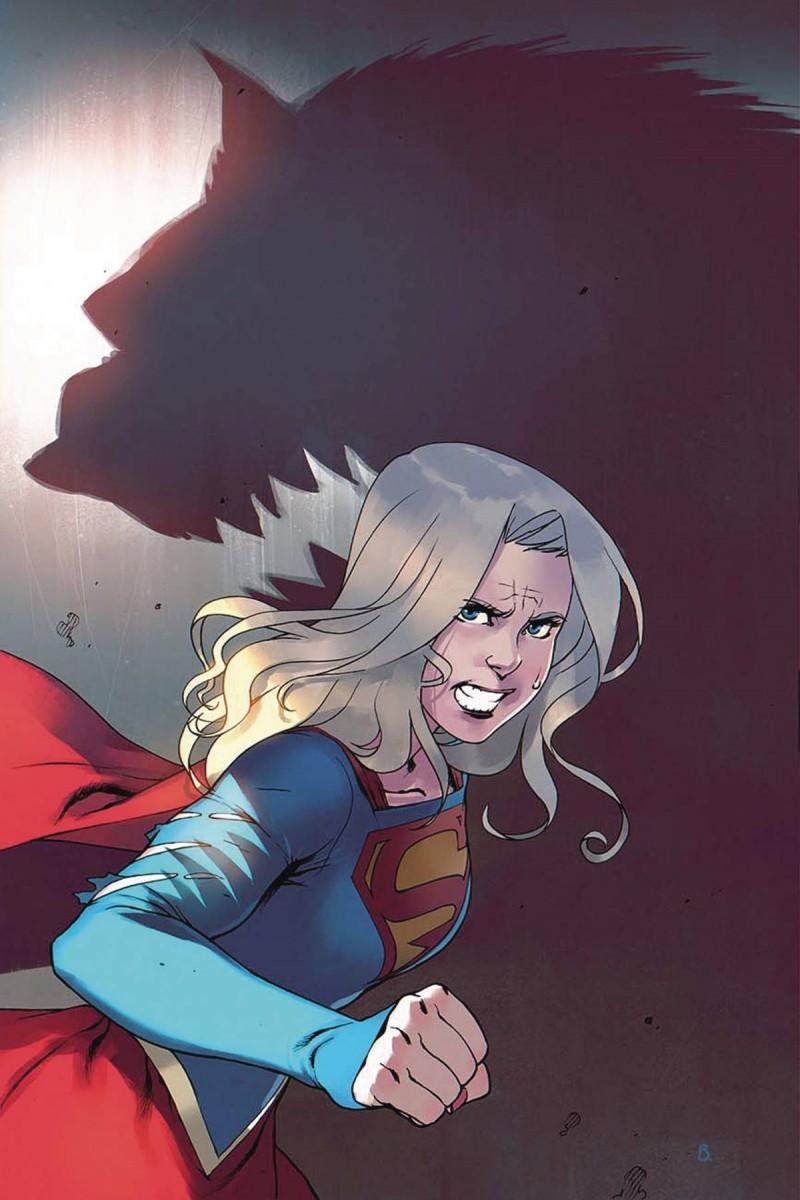 Supergirl V7 #7 CVR B