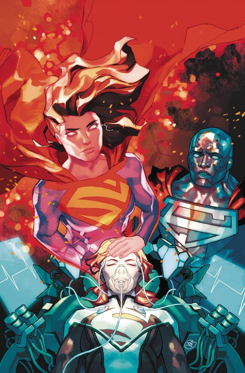 Superwoman #8 CVR A