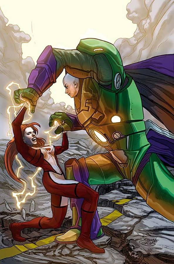Superwoman #8 CVR B