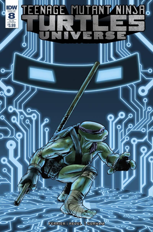 TMNT Universe #8 CVR B