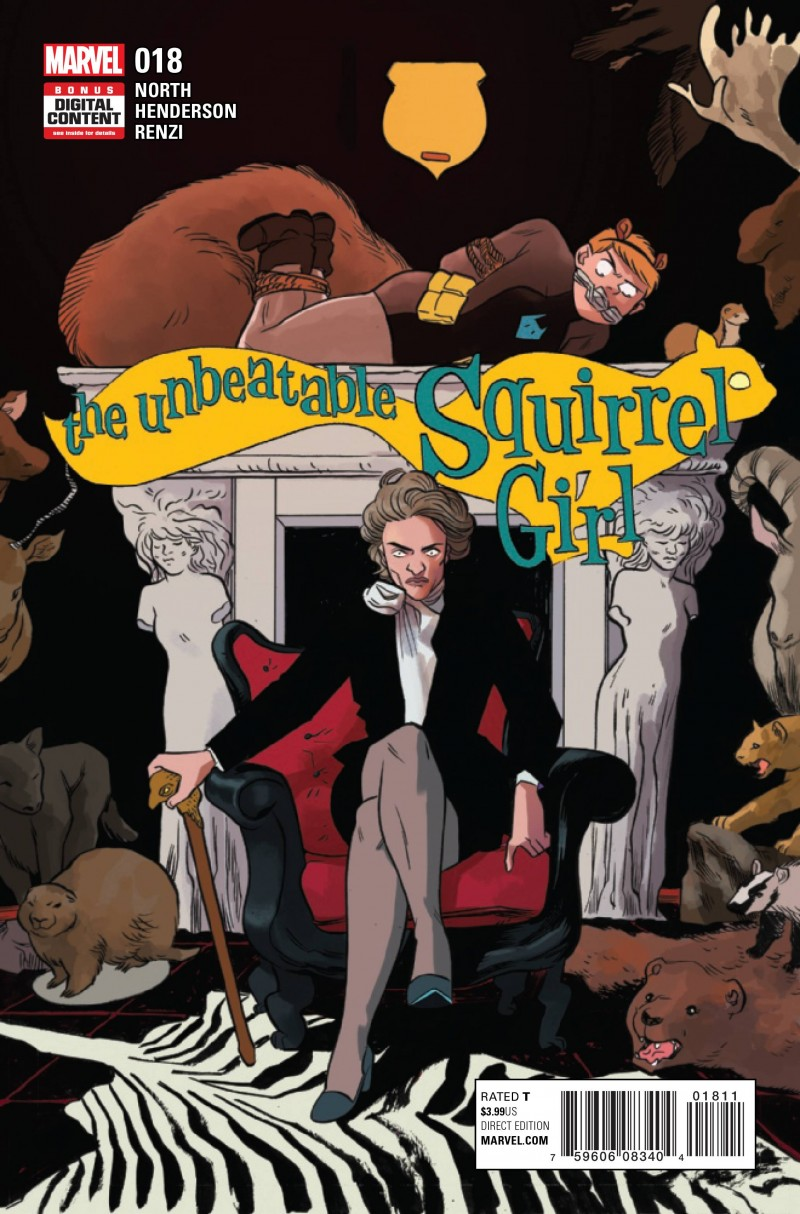 Unbeatable Squirrel Girl V2 #18