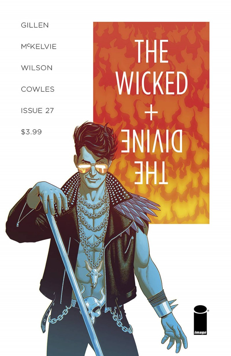Wicked and Divine #27 CVR A McKelvie