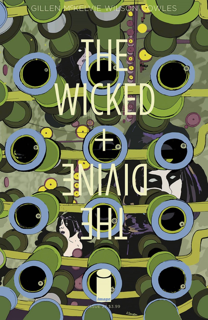 Wicked and Divine #27 CVR B Sampson