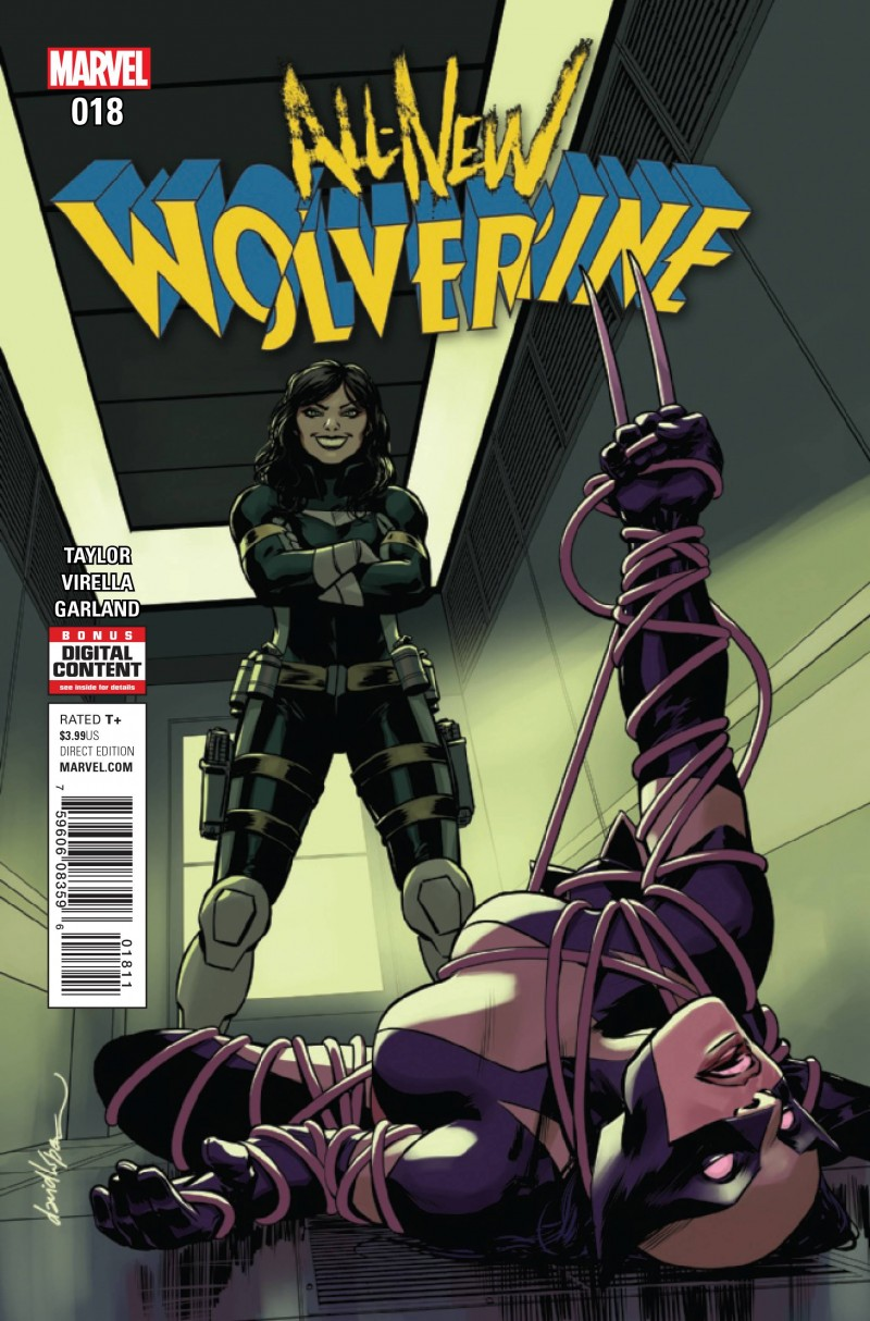 Wolverine V6 #18 All New