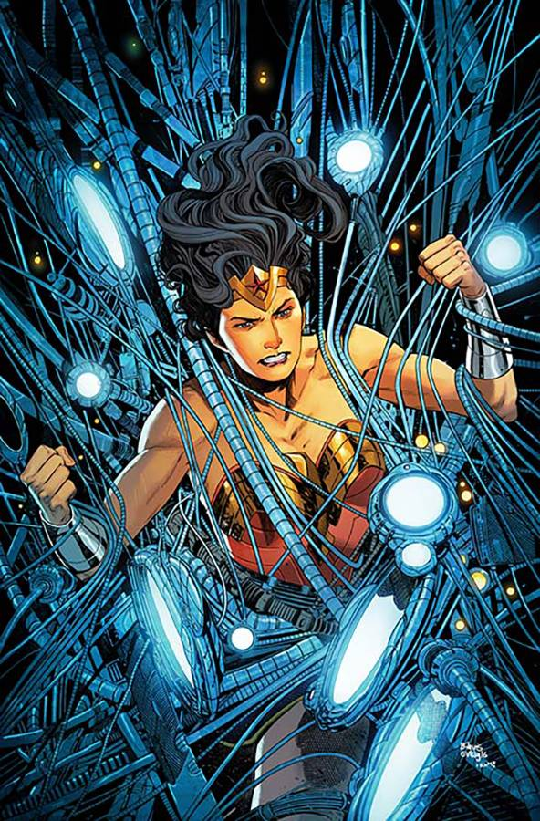 Wonder Woman V5 #18 CVR A