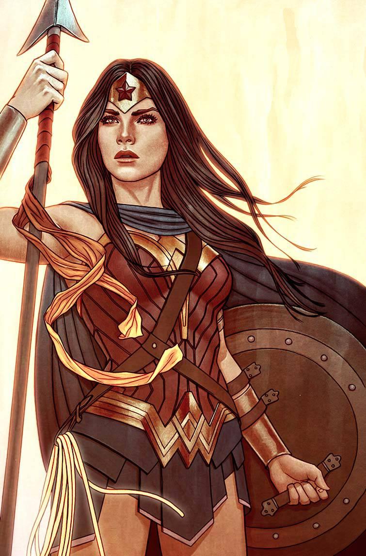 Wonder Woman V5 #18 CVR B