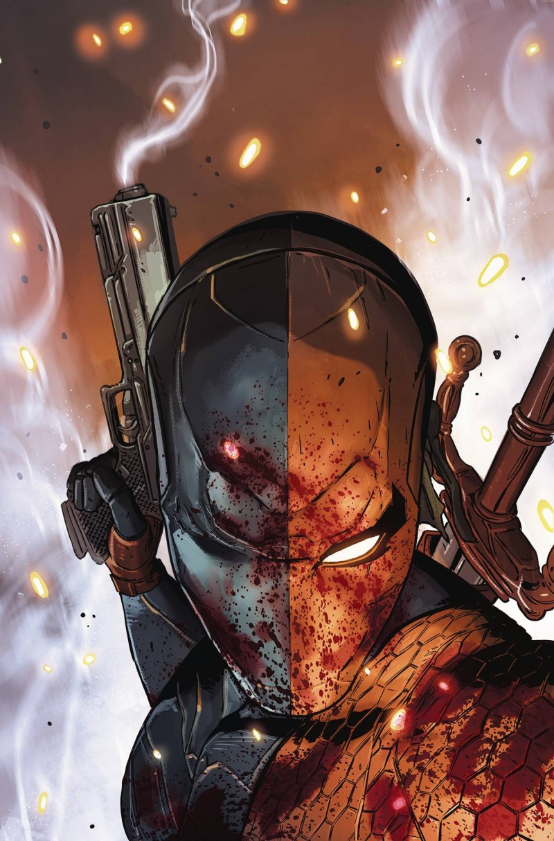 Deathstroke TP Rebirth V1 the Professional