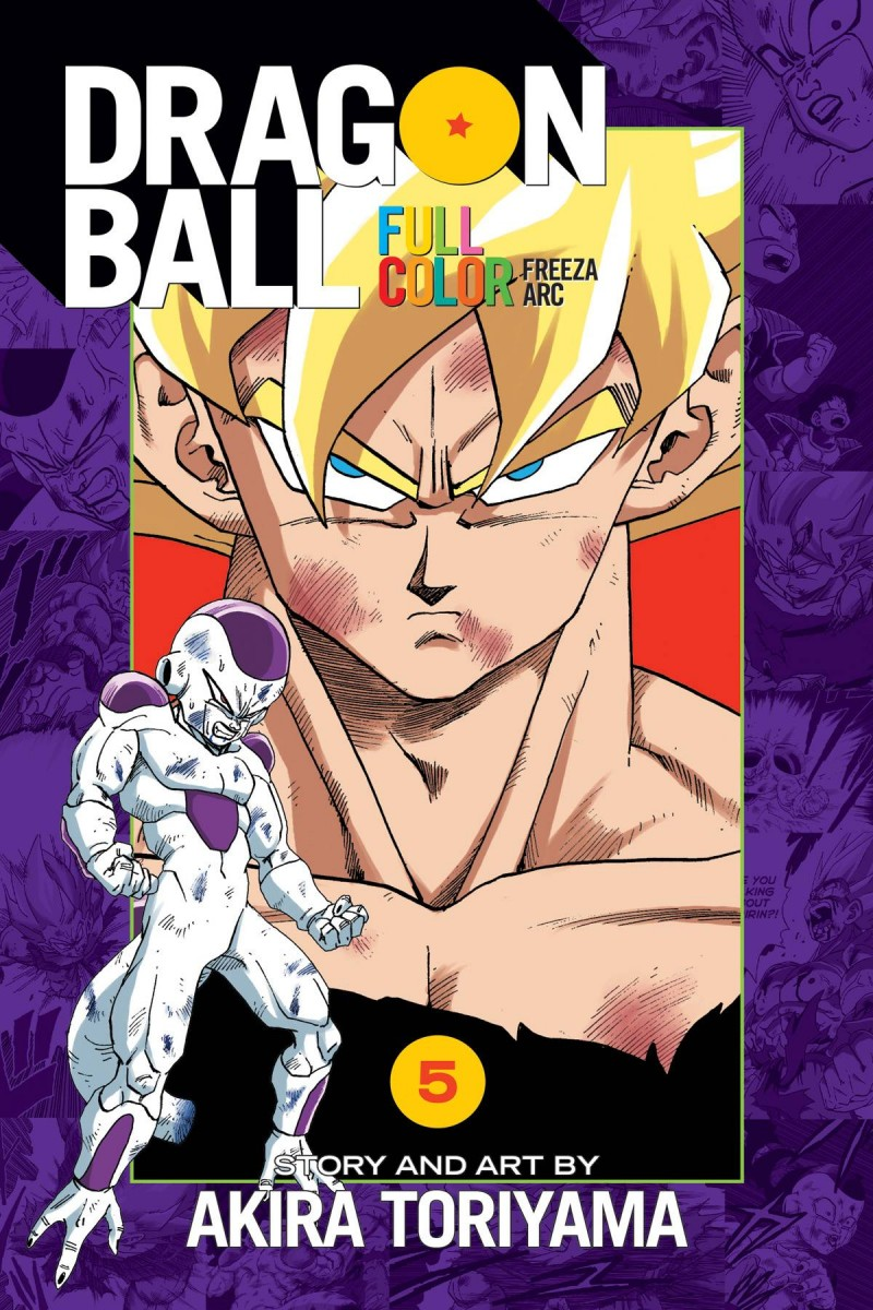 Dragon Ball TP Full Color Freeza Arc V5
