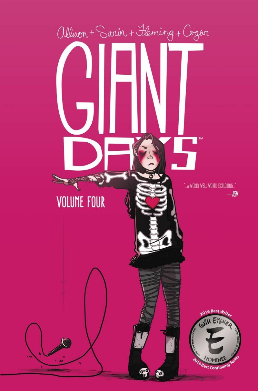 Giant Days TP V4