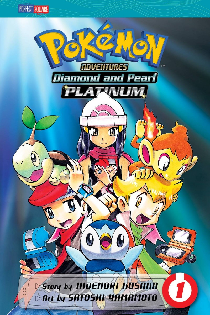 Pokemon GN Adventures Platinum GN V1