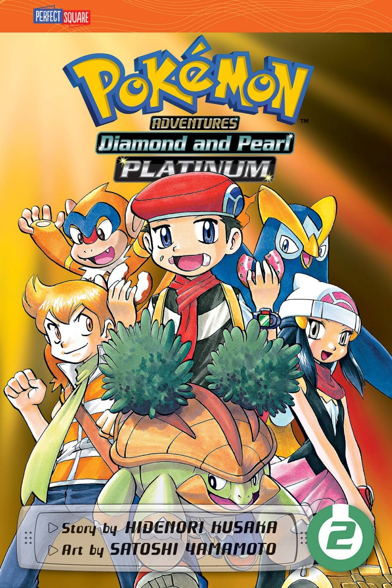 Pokemon GN Adventures Platinum GN V2