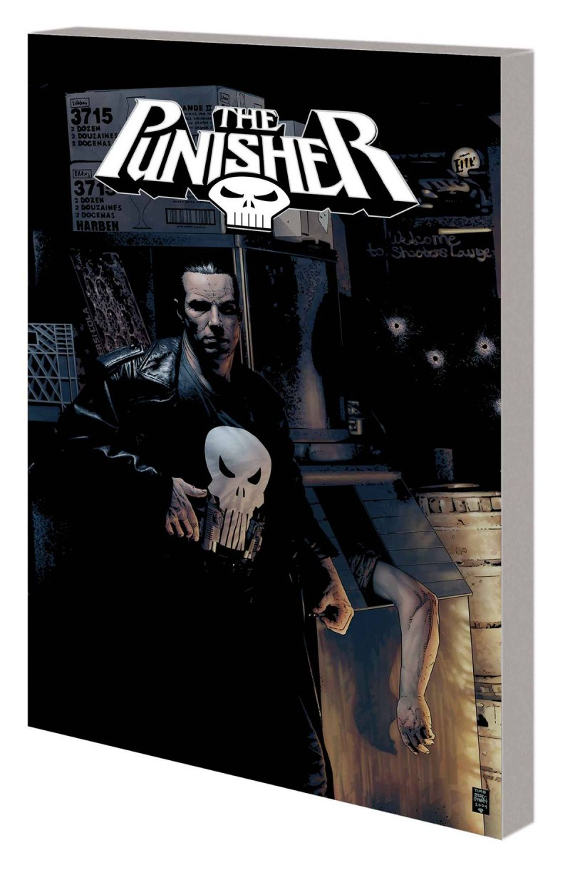 Punisher Max TP Complete Collection