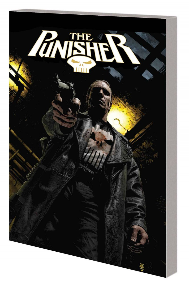 Punisher Max TP Complete Collection V3