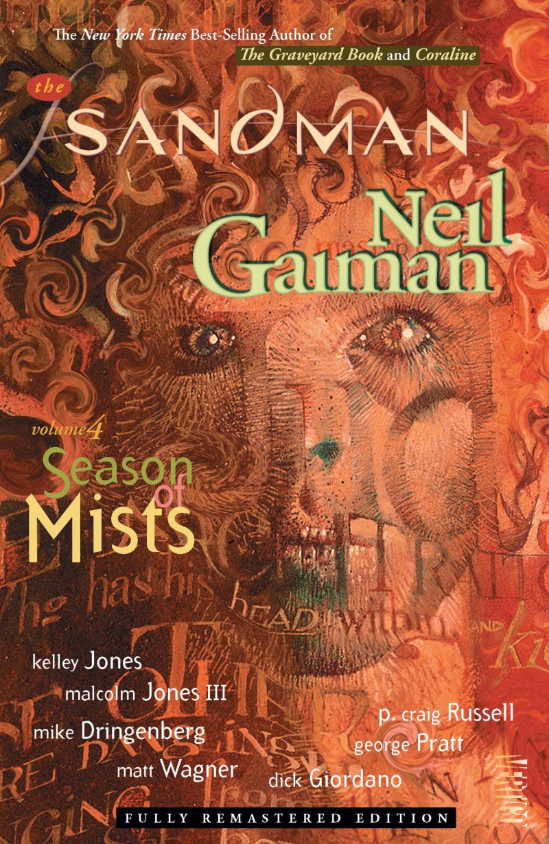 Sandman TP V4 Season of the Mists