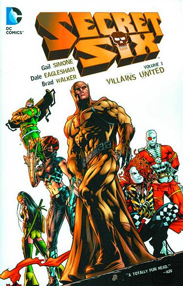 Secret Six TP Deluxe Edition V1 Villains United