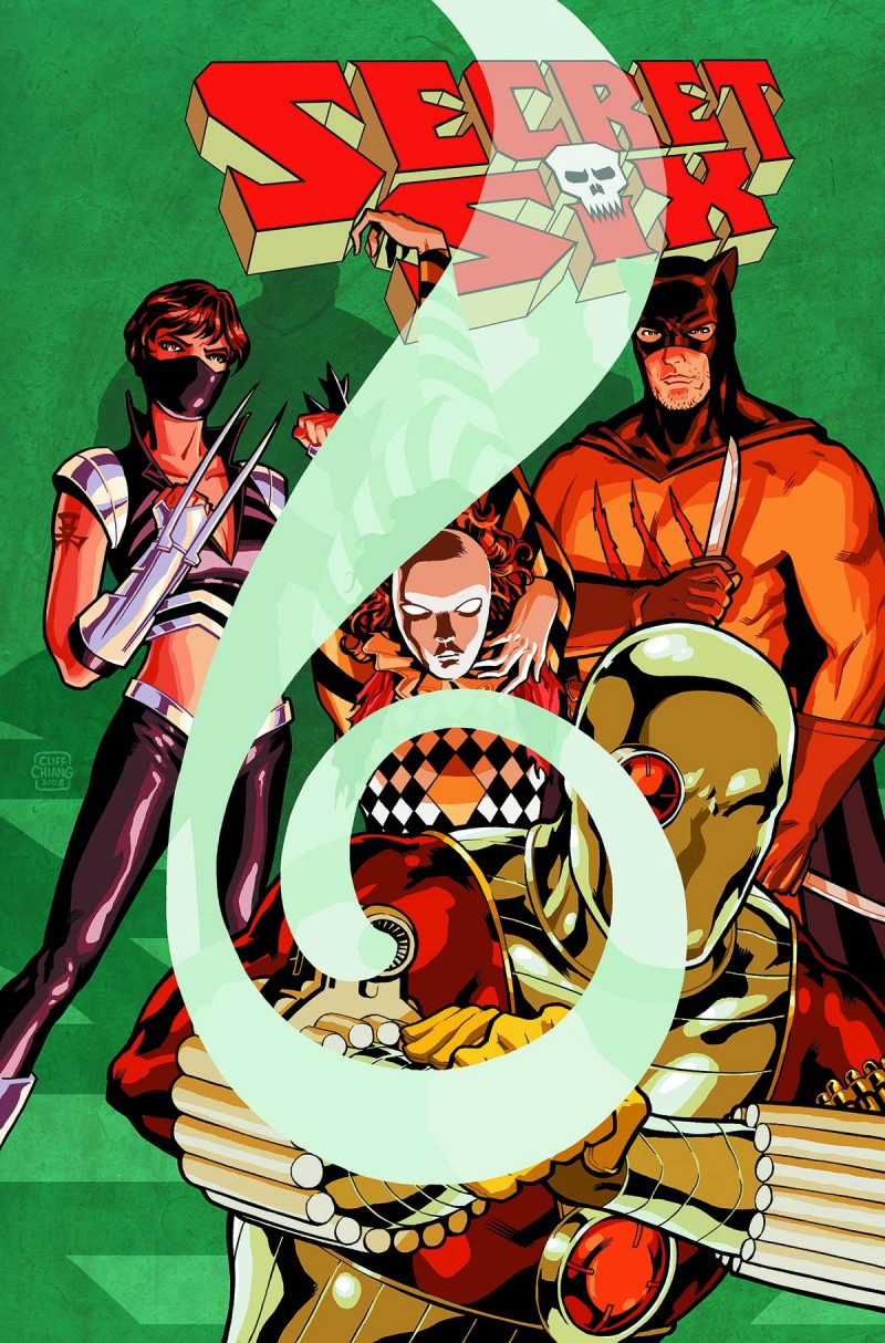 Secret Six TP Deluxe Edition V2 Money for Murder