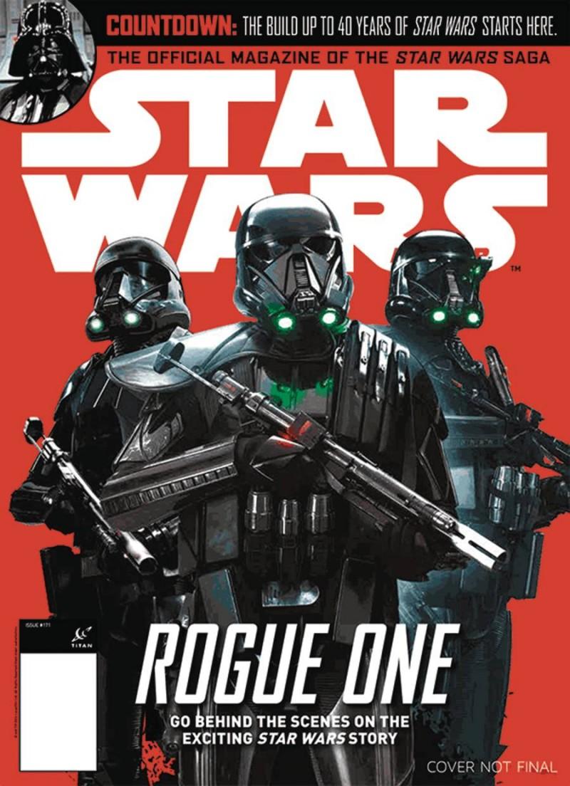 Star Wars Insider #171