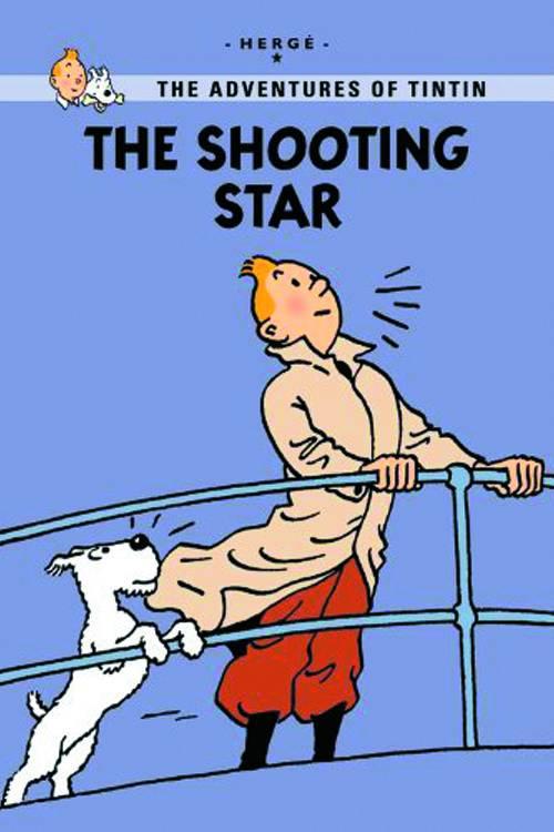 Tintin GN Shooting Star