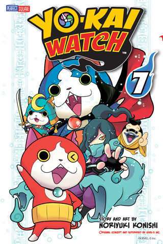 Yo-Kai Watch GN V7