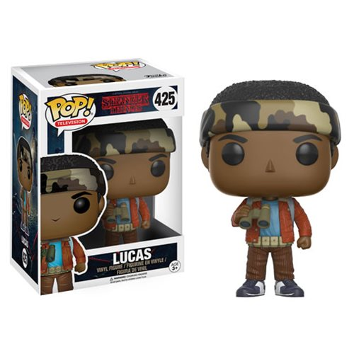 Funko Pop Stranger Things Lucas