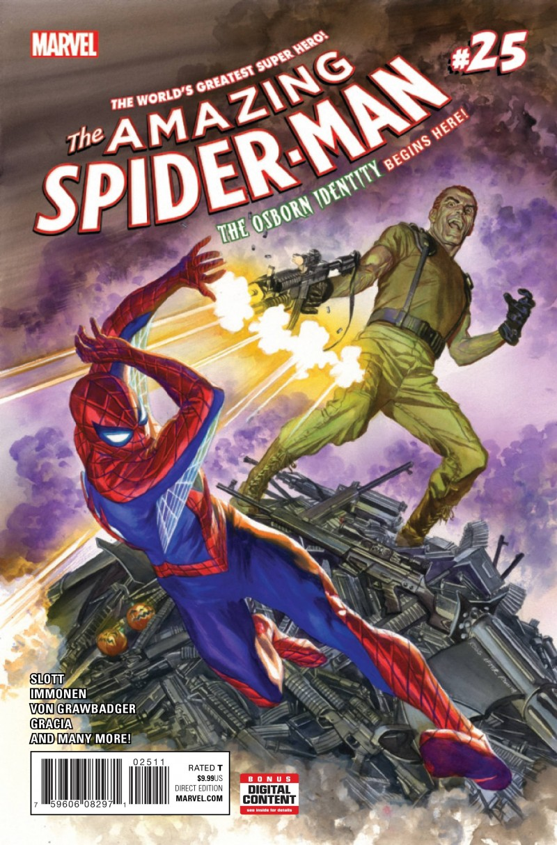 Amazing Spider-Man V4 #25