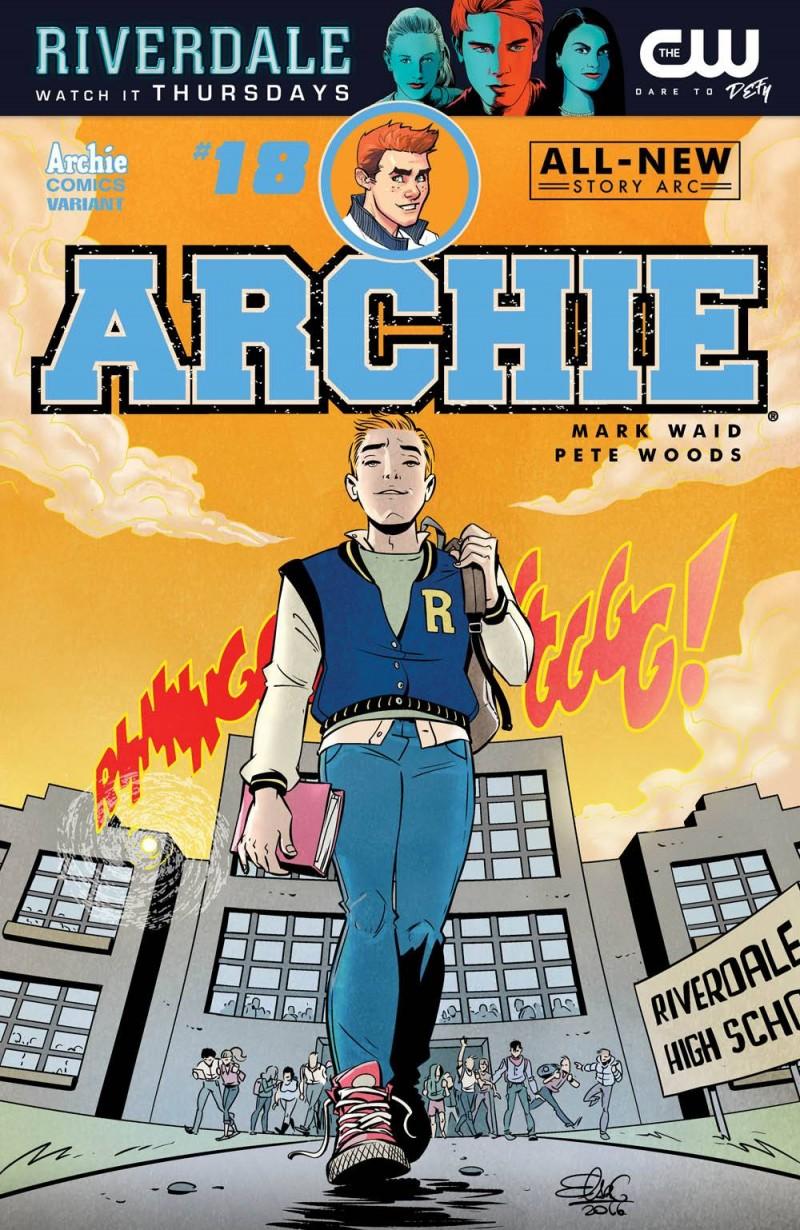 Archie V2 #18 CVR B Charretier