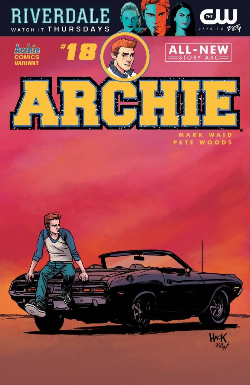 Archie V2 #18 CVR C Hack
