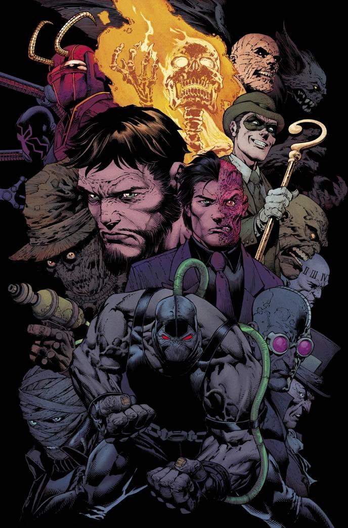 Batman V3 #19 CVR A