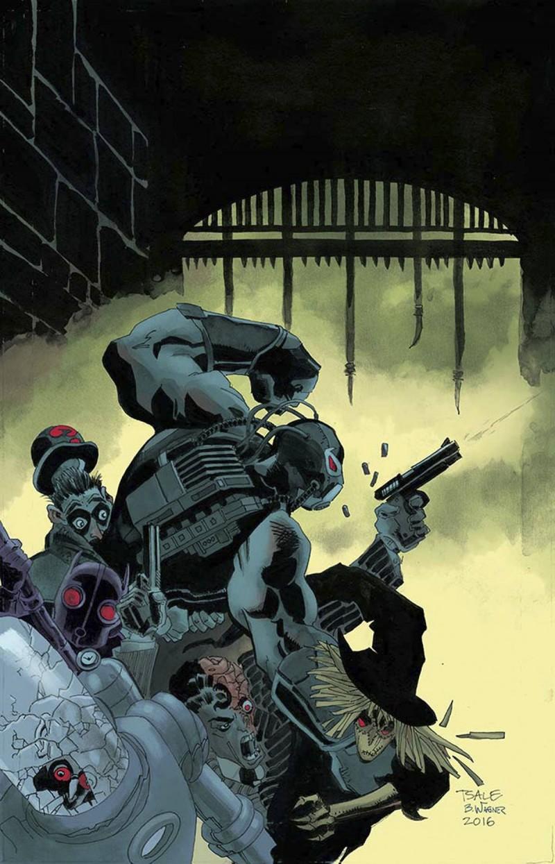 Batman V3 #19 CVR B