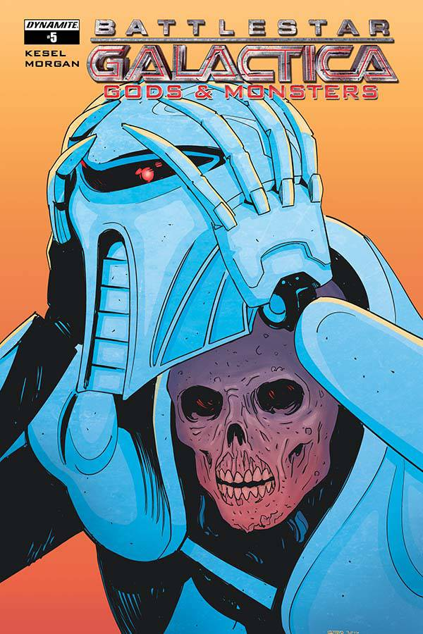 Battlestar Galactica Gods and Monsters #5